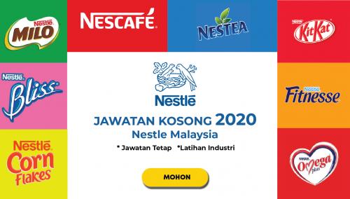 Jawatan Kosong Nestle