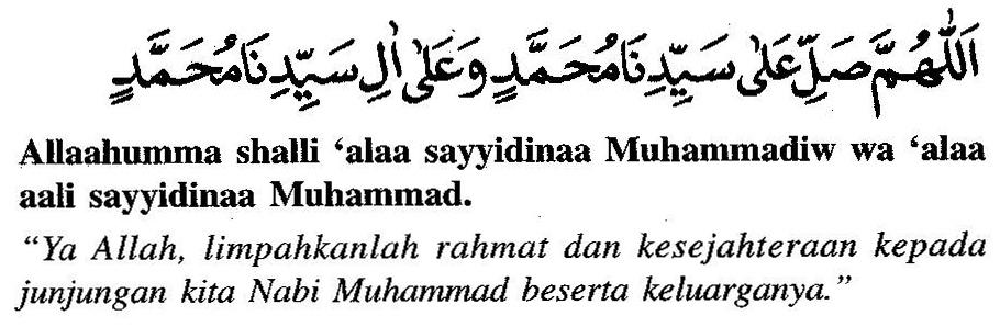 Doa Selepas Solat Fardhu