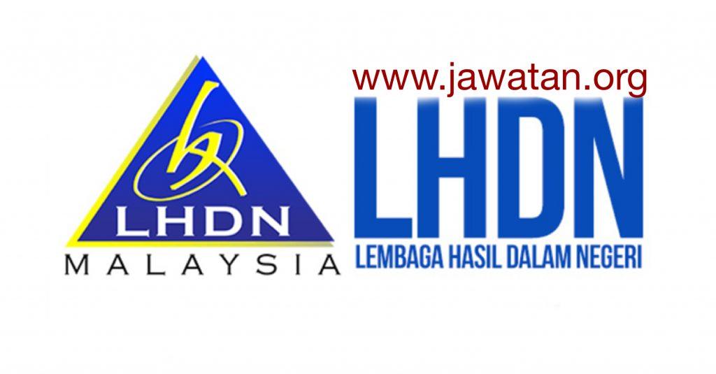Jawatan Kosong Kerajaan Lembaga Hasil Dalam Negeri (LHDN ...